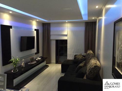 Imagem 1 de 13 de Apartamento Para A Venda Na Vila Príncipe De Gales Em Santo André - Sp . - Ap00958 - 68977375