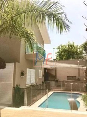 Ref 9246 - Maravilhosa Casa Para Venda No Bairro Jardim Da Saúde, 4 Dorms, Sendo 2 Suíte, 8 Vagas, 672 M. - 9246