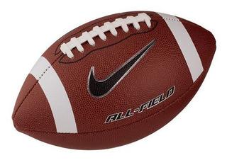 Bola De Futebol Americano Nike All Fields Original + Nf