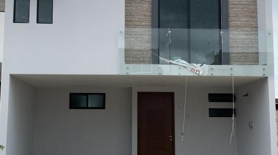 Casa Nueva En Capital Norte Coto Sivec