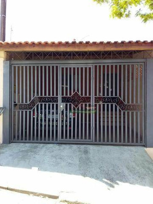Casa Com 3 Dormitórios À Venda, 90 M² Por R$ 250.000 - Parque Interlagos - São José Dos Campos/sp - Ca2214
