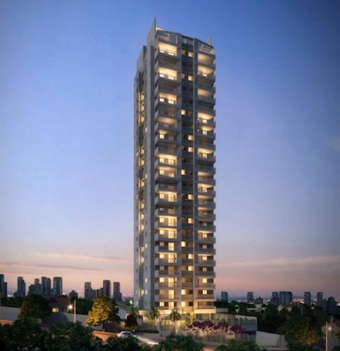 Apartamento Residencial Para Venda, Tatuapé, São Paulo - Ap7573. - Ap7573-inc