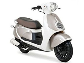 Daelim Besbi 125 Scooter Retro Vintage 0km Besby Aroma 999