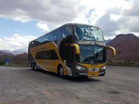 Omnibus Bus Nicollo 43 Coche Cama - 2012 - Mercedes O500