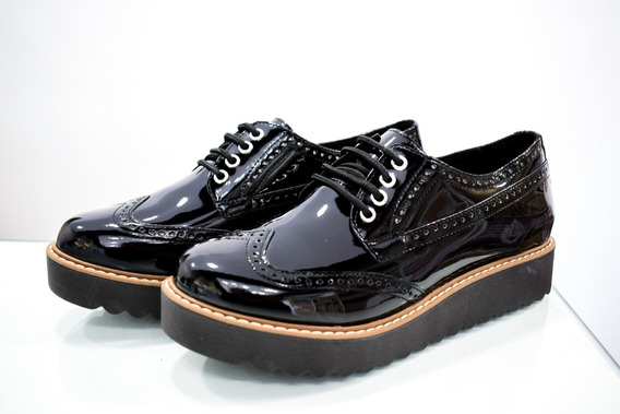 Zapatos Mujer Savage Verano 2019 Acordonados Dama Moda Jm 55