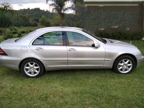 Imagem 1 de 9 de Mercedes- Benz C-240 Elegance 2.4 V6 24v