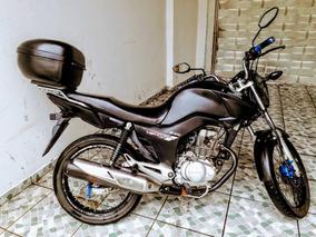 Honda Cg 150 Fan Esdi Flex - 2º Dono - Ano 2014, Modelo 2015