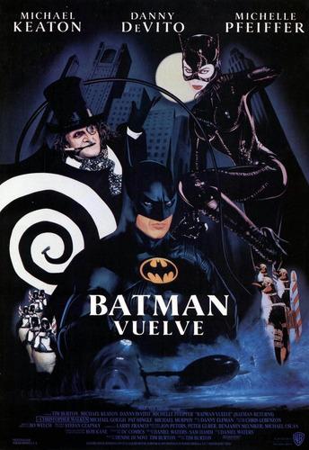Imagen 1 de 1 de Batman Vuelve ( Tim Burton) Dvd