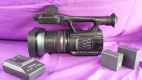 Filmadora Panasonic Ag-ac90 Filma Em Full Hd