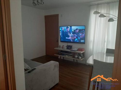 Lindo Apartamento Em Bonsucesso No Parque Santa Lúcia - 20197