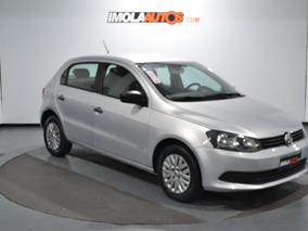 Volkswagen Gol Trend 1.6 Pack Ii 2013 -imolaautos-
