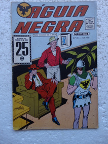 Águia Negra Nº 85! Rge Jul 1965!