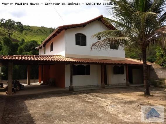 Casa Para Venda Em Areal, Morro Grande, 4 Dormitórios, 1 Suíte, 3 Banheiros - Cs-1193