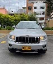 Gran Cherokee Limited 2012 - Impecable !!!