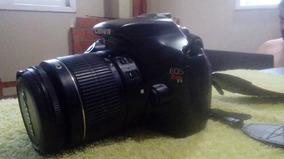 Máquina Fotográfica Canon Eos Rebel T3 Em Ótimo Estado.
