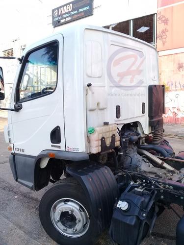 Imagem 1 de 10 de Mb 1316 Truck 16/16 Ar Condicionado