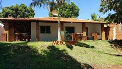 Chácara Residencial À Venda, Loteamento Ribeirão Bonito, Arealva. - Ch0124