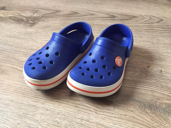 Crocs Azul Infantil