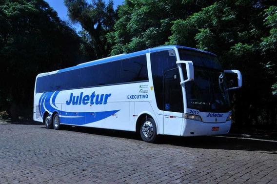 Ônibus 50 Lugares, Volvo, Busscar