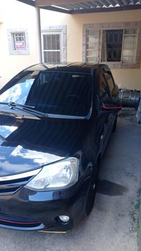 Toyota Etios 2014 1.5 16v Xls 4p