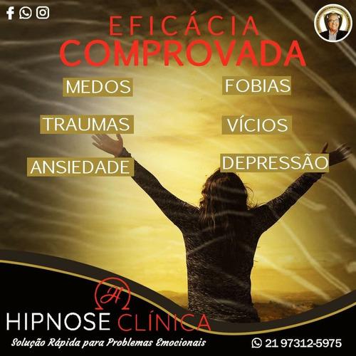 Hipnose Clínica Solução Rápida Para Problemas Emocionais