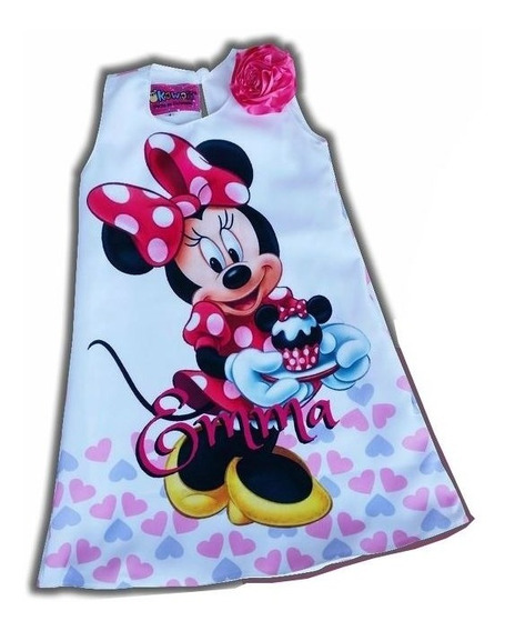 Vestidos Minnie Mouse - Ig
