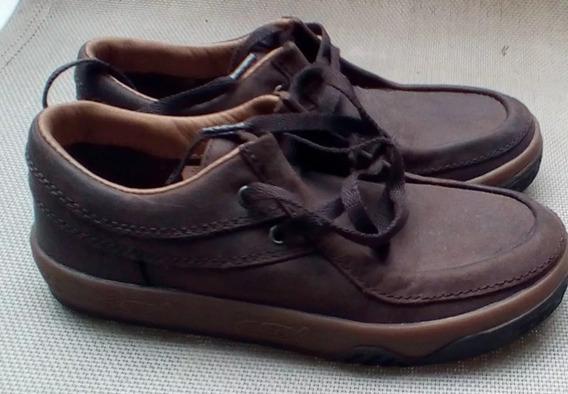 Zapatos Mocasin Geox Respirable Nene Nuevos Numero 31