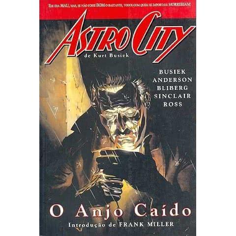 Hq Astro City O Anjo Caído/kurt Busiek Devir (capa Cartã