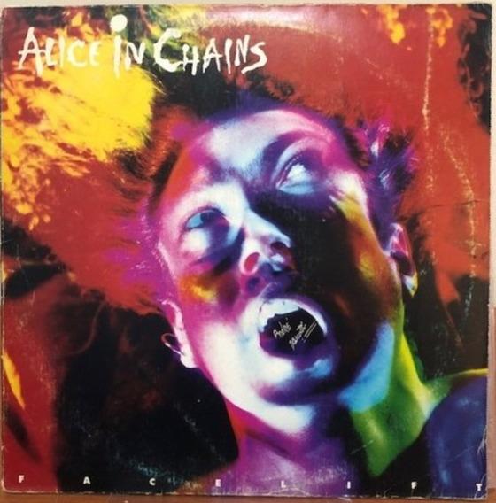 Disco De Vinil Alice In Chains Facelift