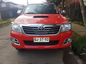 Toyota New Hilux Dcab Srv 4x4 3.0 Ac