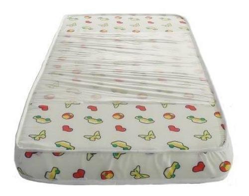Imagen 1 de 3 de Colchón Arcoiris Babyfloat® Infantil 140x70x12 Jmt