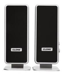 Caixa De Som Clone - Amplificador De Som - Novo - Na Caixa