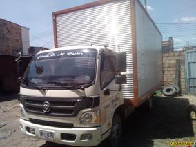 Camion Furgon Foton