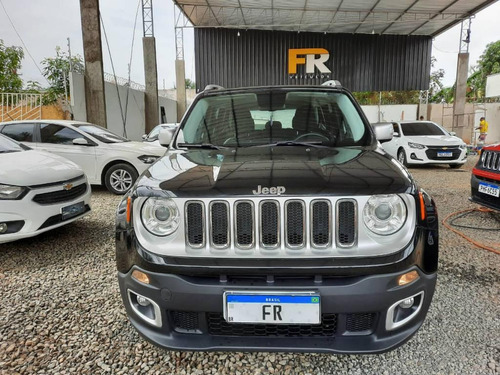Jeep Renegade Limited 1.8 Flex At