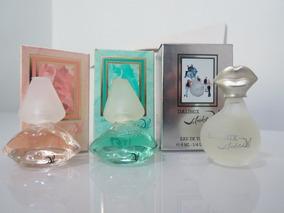 Eau D Dali Laguna Dalimix 3 Miniaturas Perfume Salvador Dali
