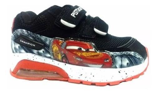 Zapatillas Cars Addnice Luces Ct Mundo Moda Sirca