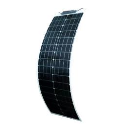 Celda Semiflexible 50watts 12v Solar Se Dobla 10°