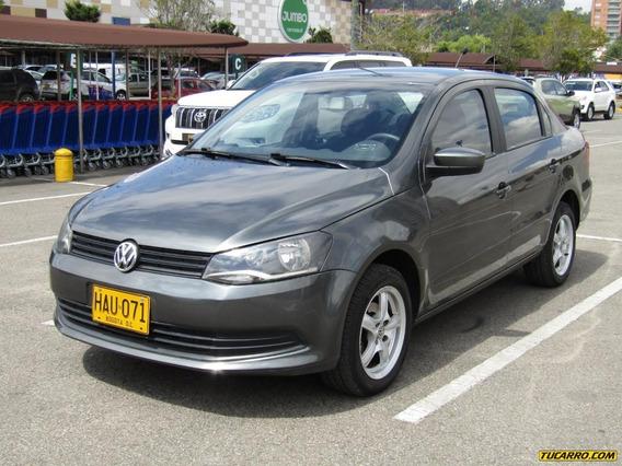 Volkswagen Voyage Comfortline Mt 1600cc Aa Abs