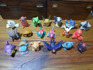 Muñecos Pokémon Originales Bandai - Precio Por Unidad