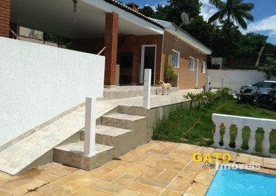 Chácara Para Venda Em Santana De Parnaíba, Chácara Do Solar Ii (fazendinha), 3 Dormitórios, 1 Suíte - 18310