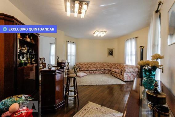 Apartamento No 2º Andar Mobiliado Com 3 Dormitórios E 3 Garagens - Id: 892849690 - 149690