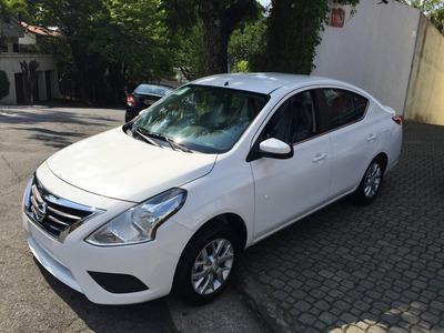 Nissan Versa 1.6 16v Sl Aut. Okm A Pronta Entrega