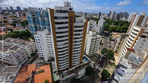 Imagem 1 de 30 de Apartamento Com 3 Quartos À Venda, 98 M² Por R$ 650.000 - Itaigara - Salvador/ba - Ap1168
