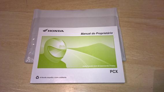 Honda Pcx 2014 Manual Do Proprietario 4k