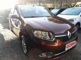 Renault / Logan Dynamique 1.6 2014 Marrom U.dona