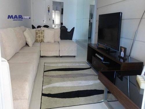 Imagem 1 de 16 de Apartamento Residencial À Venda, Centro, Guarujá - . - Ap9379