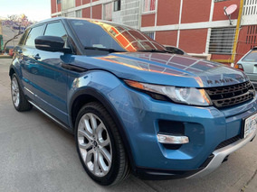 Land Rover Evoque 2.0 Pure Plus Aut 2013