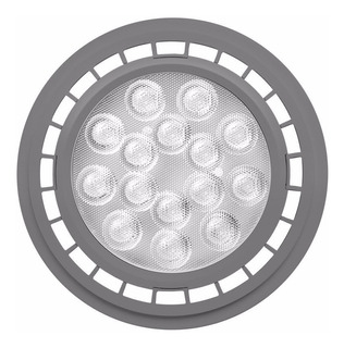 Pack X 4 Lampara Ar111 15w Led Dimerizable Gu10 Frio Calido