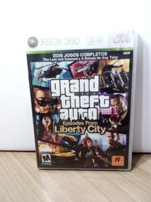 Gta Episodes Fron Liberty City Xbox 360 Usado