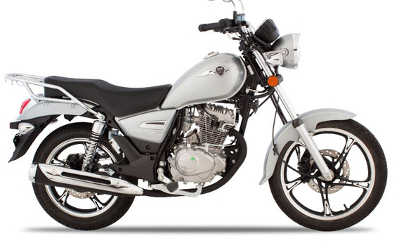 Suzuki Chopper 0km 2020 Intruder